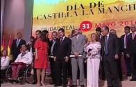 Discurso descafeinado de García-Page en el día de la región