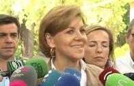 Presentación oficial de los candidatos del PP en Albacete