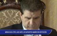PP, PSOE, y presidente de la Diputación guardan silencio ante el supuesto amaño en las oposiciones