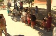 """Al Fresco reportaje """"Fiestas Barrio San Pedro Mortero"""""""