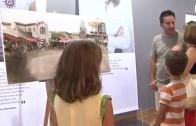 Da comienzo el Concurso de Pintura Rápida de La Feria