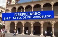 El peaje del alcalde de Villarrobledo por el apoyo de Se Puede
