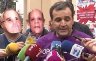 Los bomberos del SEPEI se rebelan contra la corrupción en la diputación