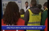 Cruz Roja visita la factoría Ajusa
