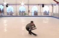 Gran exhibición de patinaje sobre hielo en Albacete