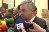 Aquilino Iniesta toma posesión como Subdelegado del Gobierno