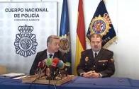 Duro golpe al tráfico de grifa con 7 detenidos en la capital