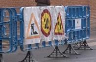 Nuevo año y las obras de Aguas de Albacete sin terminar