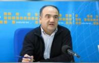 Valentín Bueno, futuro senador en sustitución de Marcial Marín