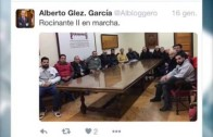 """Alberto González, dispuesto a otro derrochador """"Rocinante"""""""