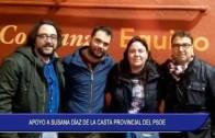 """El PSOE de """"sillón"""" apoya a Susana Díaz en Madrid"""