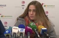 María Sanjuán Yannel Correa, nuevas jugadoras del Albacete Nexus