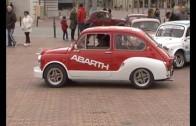 ¡Los coches clásicos han invadido la ciudad!
