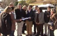 El caos de Aguas de Albacete llega al centro de la ciudad