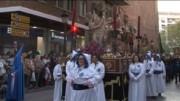 Procesión La Pasión, Miércoles Santo (Albacete) 12 de abril 2017