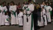 Lunes Santo Procesión Infantil 10 abril 2017