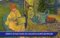 """""""Soñarte"""" de Paqui Fages, en la Sala de exposiciones Mutua Levante – Seguros AMI"""