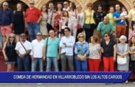 Comida de hermandad en Villarrobledo sin los altos cargos