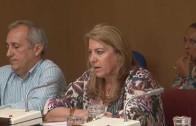 Javier Cuenca deja constancia de su renuncia en el Pleno