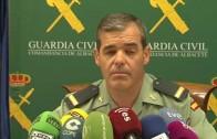 La Guardia Civil incauta uno de los mayores alijos de heroína