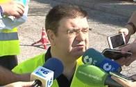 Tomeu Nadal da la cara antes del partido del sábado frente al Logroñés