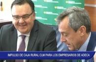 Impulso de Caja Rural CLM para los empresarios de ADECA