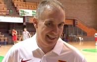 La Selección masculina de Baloncesto sub 18 se prepara en Albacete