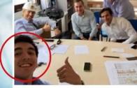 Pide dinero por adelantado: los bancos no se fían de Sebastian Moreno