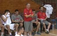 Torneo cuadrangular previo al Europeo Sub 18 de baloncesto