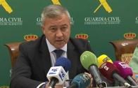 """7 detenidos en el marco de la operación """"Antares"""""""