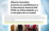 """Alberto González también quiere su """"poderoso"""" asiento"""
