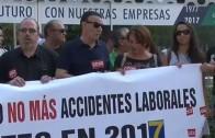CLM, segunda comunidad en el nefasto ranking de accidentes laborales