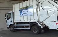 Ganemos denuncia la dejadez en la limpieza de los contenedores