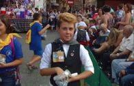 Un desfile multitudinario recibió a la Feria