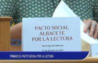 Firmado el pacto social por la lectura