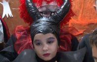 Halloween se cuela en las aulas de inglés del colegio Monserrat