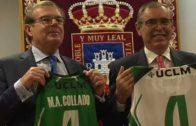 La UCLM firma un convenio con el Club Polideportivo La Roda