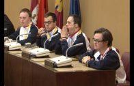 El Ayuntamiento recibe a los nadadores del Club Adapei Asprona