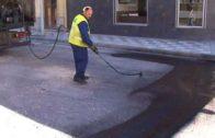 Pavimentación, asfaltado y acerado por toda la ciudad