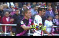 Punto de oro para el Albacete Balompié en Vallecas.