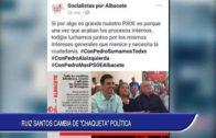 """Ruiz Santos cambia de """"chaqueta"""" política"""