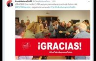 """Ruiz Santos trata de """"chafar"""" un acto de Cabañero en Almansa"""