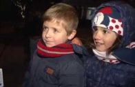 Las luces de Navidad ya iluminan las calles de Albacete