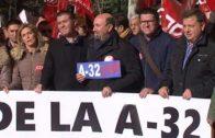 Todos a una por la A-32
