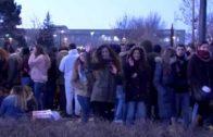 """Cerca de 6.000 jóvenes celebran """"Jueves Lardero"""" de botellón"""