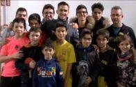 DxTs Club Alba Tenis de Mesa San Fulgencio 12 febrero 2018