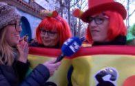 El frío no impide a los albaceteños disfrutar del carnaval