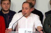 El PSOE de Emilio Sáez se impone en las primarias municipales