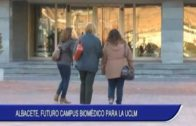 Novedades para el campus albaceteño