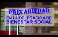 Aurelia Sánchez la lía parda en Bienestar Social